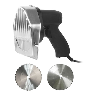 Image 1 - ITOP Electric Kebab Slicer Doner Kebab Cutter Shawarma And Gyros Cutter Kitchen Knife With 2 Blades Meat Slicer Food Processors