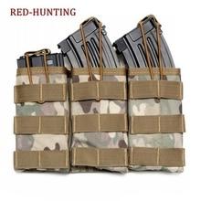 Equipo de supervivencia táctica 3 Molle revista bolsas gota de bolsa al aire libre de bolso de la cintura bolsa de herramientas, bolsa de viaje