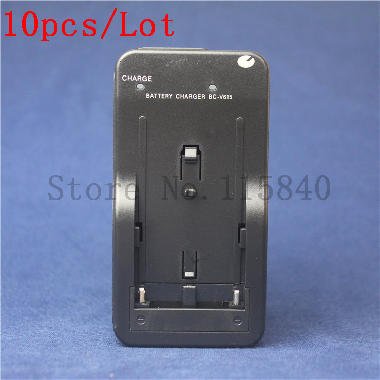10pcs lot BC V615 V615 Battery Charger for SONY Camera530 NP 730 NP 930 NP F330