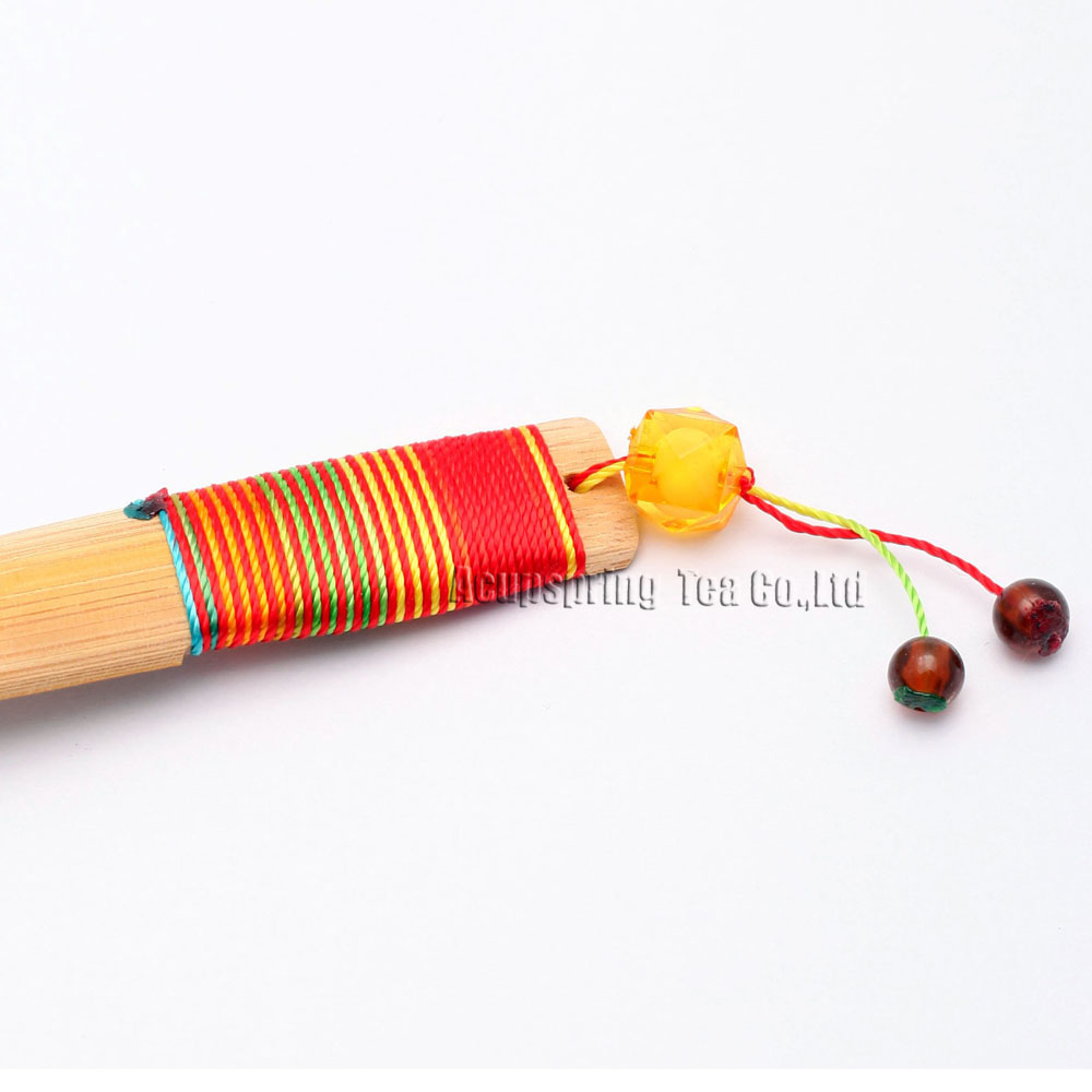 Beautiful Bamboo Tea Needle/Knife/Cutter,For making Ripe/Raw Puerh tea,Puer tea accessories,with Secret gifts