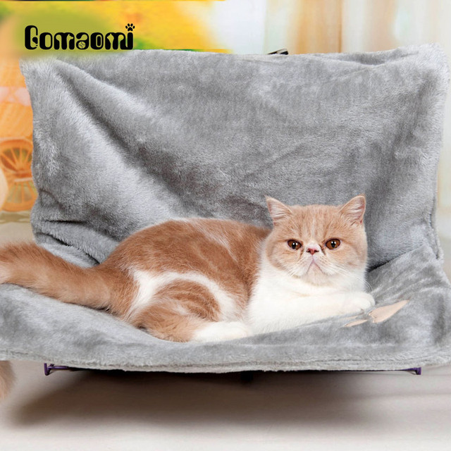 gomaomi window sill cat radiator bed hammock perch seat lounge pet kitty hanging shelf crib cat gomaomi window sill cat radiator bed hammock perch seat lounge pet      rh   aliexpress