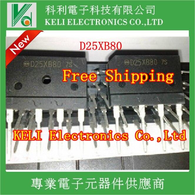Электронные компоненты и материалы 10 ./D25XB80