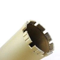 300 мм Диаметр мокрого сверла для железобетона длиной 450 мм