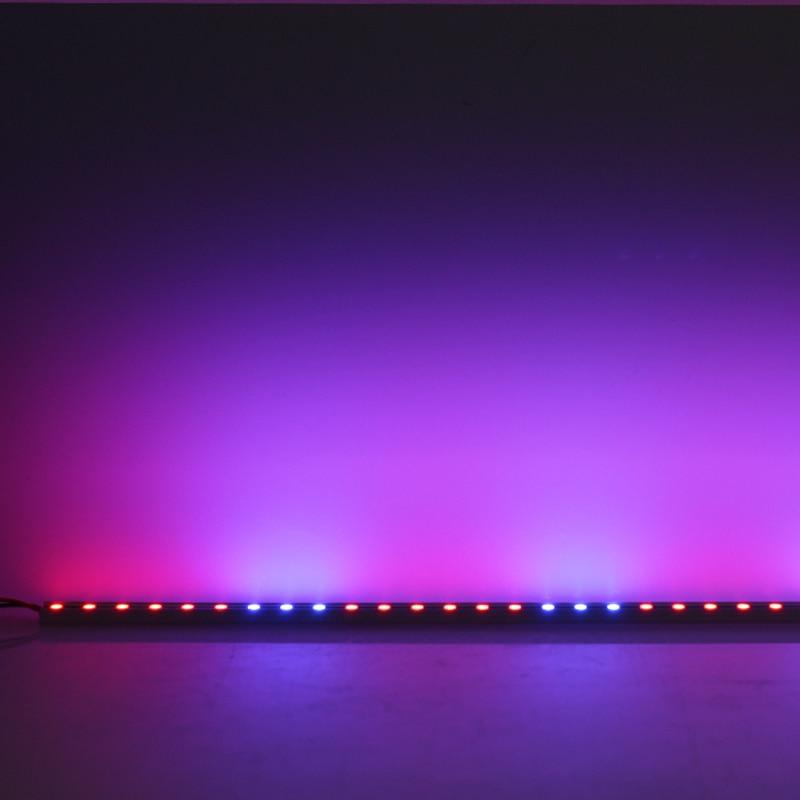 LVJING 10 шт. 0,5 м 36 светодиодный s красный + синий 10 Вт светодиодный расти свет баров полосы света гидропоники цветы светодиодный растет Растение...