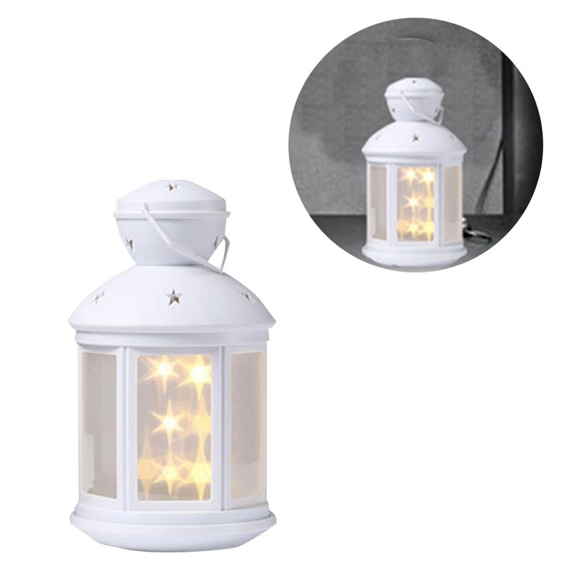 24 LED White Atmosphere Lamp Table Lamp Bedside Lamp LED Night Light Emergency Lights (White Light)