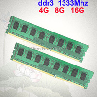 For AMD And All KST Desktop Memory Ram Ddr3 1333 4Gb 8Gb 16Gb Dual Channel 1333Mhz
