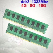 Bureau mémoire ram ddr3 1333 2 Gb 4 Gb 8 Gb/1333 Mhz DDR3 4 gb RAM-pour AMD et pour Intel KST DDR3 memoria RAM