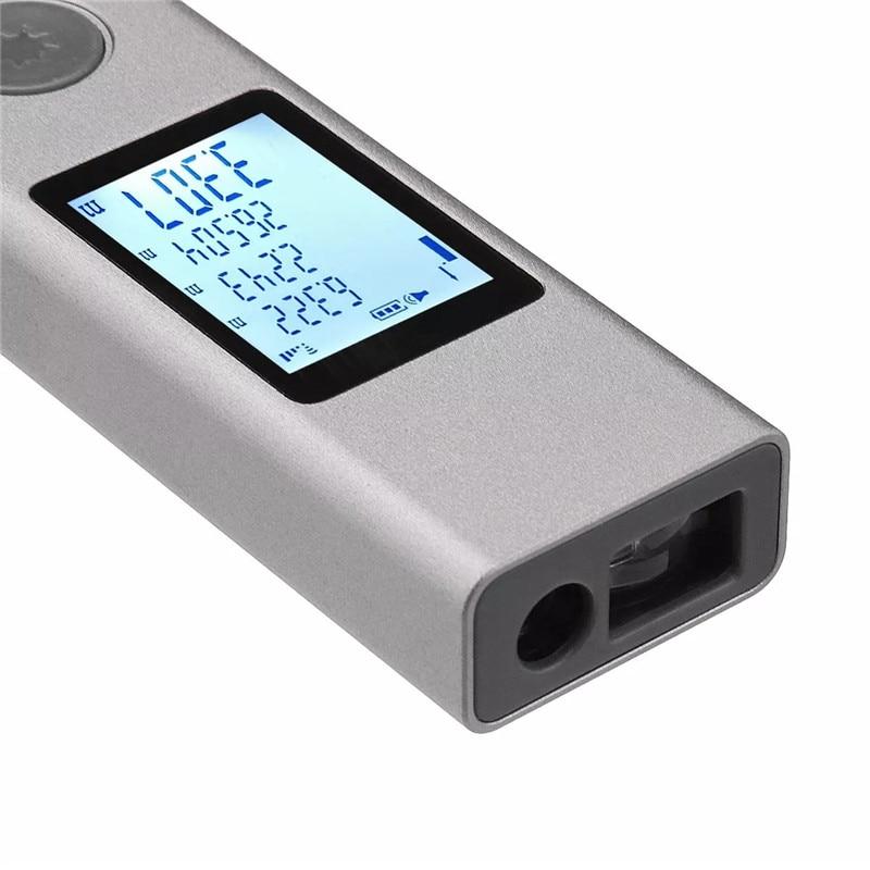 LS-1S Intelligente Digitale Laser-entfernungsmesser Jagd Aufladbare Abstand Meter (LS-1 Aktualisiert Version)