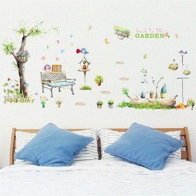 Детские размеры Ростомер рост ребенка измерения высота линейка настенная бумага Милая мультяшная Наклейка на стену - Цвет: C