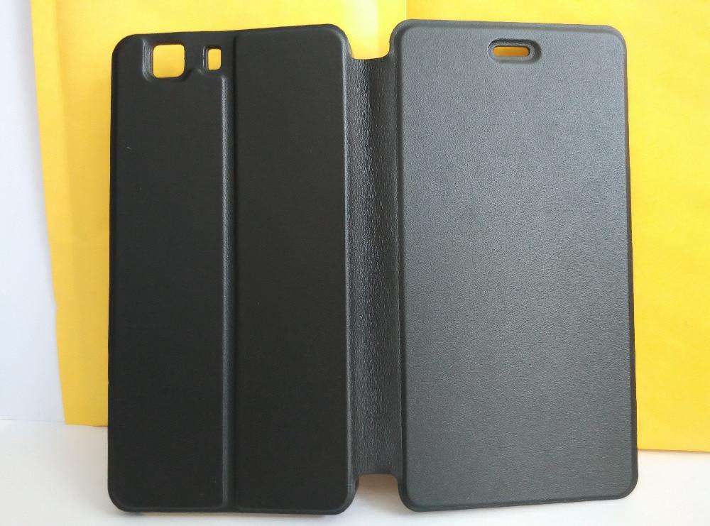 Original Nytt DOOGEE X5 Fodral Läderfodral flip case Skyddskåpa - Reservdelar och tillbehör för mobiltelefoner - Foto 4