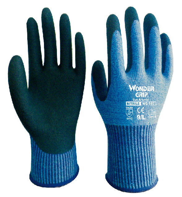 Soft Aramid Fiber Anti Cut Safety Glove Comfortable Cut Resistant Cut Proof Work Glove цены онлайн