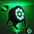 Day And Night 9x18w led par can 6in1 rgbwa UV Outdoor waterproof disco par light