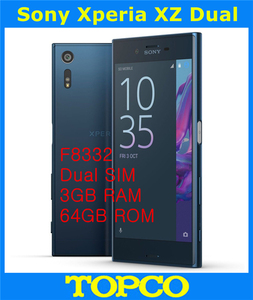 Sony Xperia XZ Dual F8332 Original Unlocked GSM 3G&4G Android Mobile Phone Quad Core 5.2