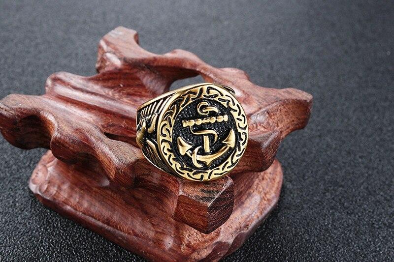 anchor gold black 6