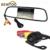 Bemtoo dropshipping, Waterproof Night Vision Carro Câmera de Visão Traseira Com 4.3 polegada de Cor LCD Monitor Espelho Do Carro, frete Grátis