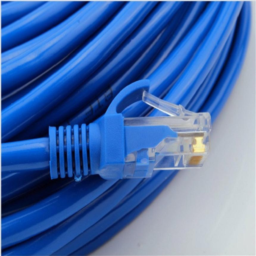 Hiperdeal Accessories Parts Digital Cables 100 Foot Cat5 Rj45 Ethernet Patch Network Cable