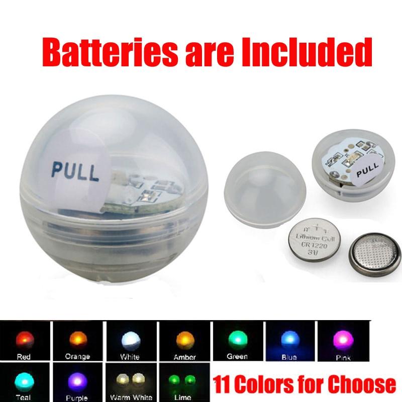 50pcs Lot Led Mini Party Lights Led Fairy Pearls Lamps For Paper Lanterns Balloons
