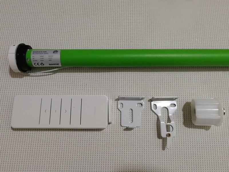 DM25LE, batterie moteur, DOOYA tubulaire moteur, pour Dia. 38mm tube