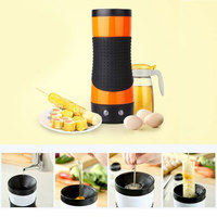 MEXI High Quality Multi functional Breakfast Makers Automatic Electric Egg Boiler Roll Cooker Omelette Master Sausage Machine