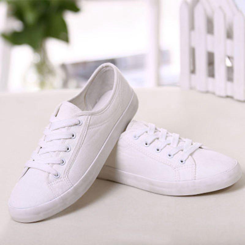 Zapatos blancos para mujer YwGPnB