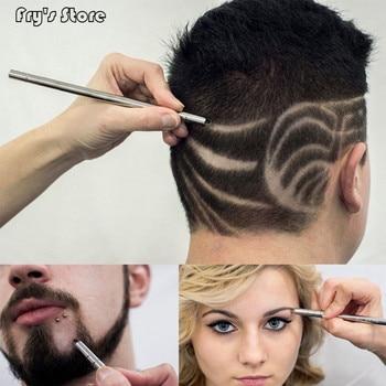 10Pcs Blades Hair Styling Eyebrows
