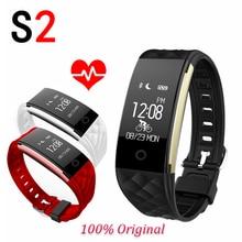 S2 Bluetooth Smart Band Браслет Heart Rate Мониторы IP67 Водонепроницаемый SmartBand браслет для Android IOS Телефон PK fitbits mi Группа