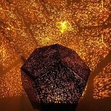 Небесная звезда Астро проекция неба Космос ночники проектор ночника Звездная романтическая спальня декоративное освещение