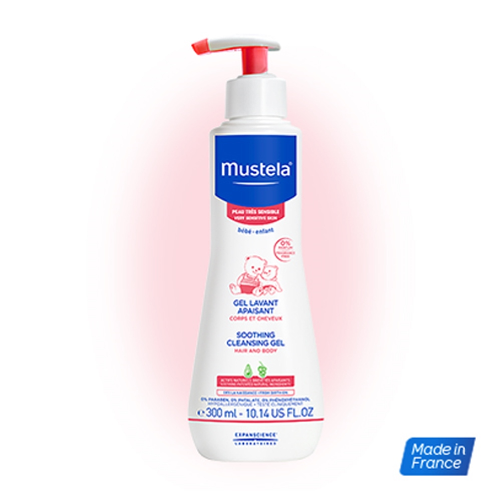 Skin Care MUSTELA M4101 Baby Care products for newborns and children