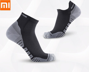 Image 1 - Xiaomi Quick drying light cushioning sports socks Breathable men  women Boat socks Short socks Antibacterial for Smart home
