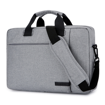 12 13 14 15  Inch big size Nylon Computer Laptop Solid Notebook Tablet Bag Bags Case Messenger Shoulder unisex men women Durable
