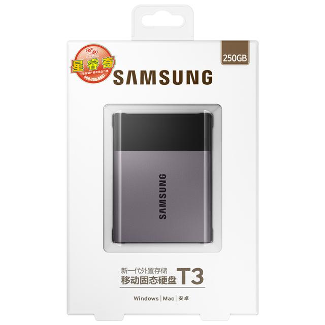 Samsung t3 ssd hdd de 250 gb 500 gb 1 tb 2 tb rígido externo Drive Externo USB 3.0 para Desktop PC Portátil 100% Original HD (11.11)