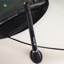 Универсальная автомобильная антенна fm радио углеродное волокно