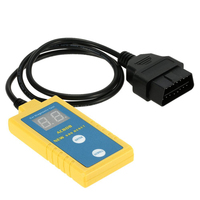AC808 Auto Car Airbag Diagnostic Scan Tool Code Reader Scanner Read and Clear SRS Trouble Codes for BMW