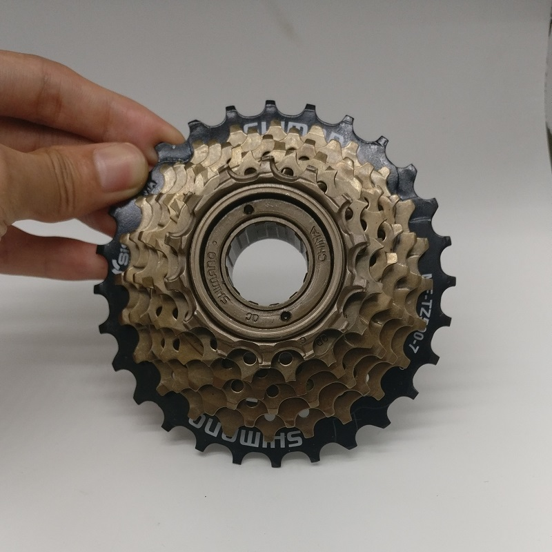 7ac7b1dc085 Shimano Mf-tz21 14-28 Teeth 7 Speed Freewheel Choice Materials Cycling  Bicycle Components & Parts