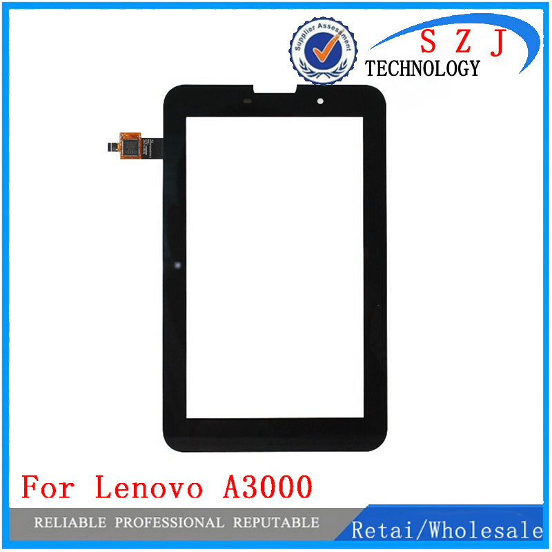 New 7'' inch Replacement tablet Glass Panel For Lenovo A3000 touch screen digitizer for free 207010100012 A.1 YM Free shipping