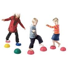 Мяч для йоги фитнес оборудования Массажный коврик упражнение баланс точка тренажерный зал мяч для пилатеса тактильные Durian спортивные игрушки