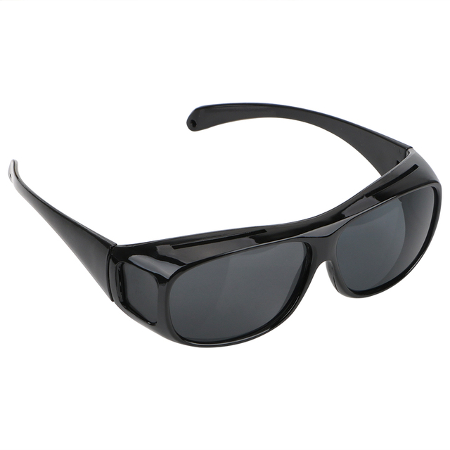 Car Night Vision Goggles Polarized Sunglasses Unisex HD Vision Sun Glasses Eyewear UV Protection Car Driving Glasses