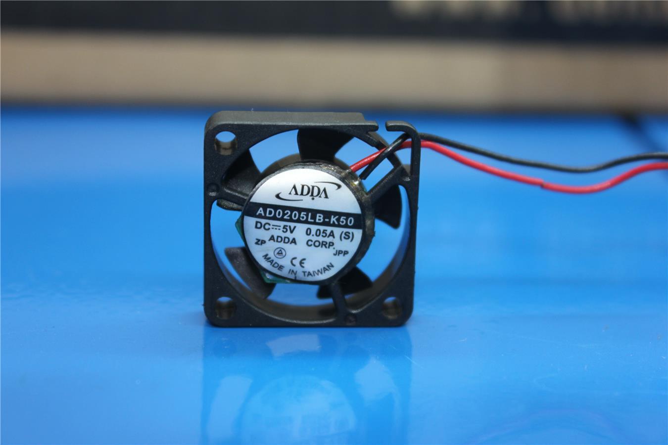 Новый оригинальный AD0205LB-K50 2507 2,5 см ультра-тихий бесшумный вентилятор DC5V 0.05A