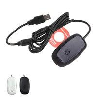 Беспроводной приемник (ресивер) для геймпада Xbox 360 и компьютера Windows 8, 10 и XP