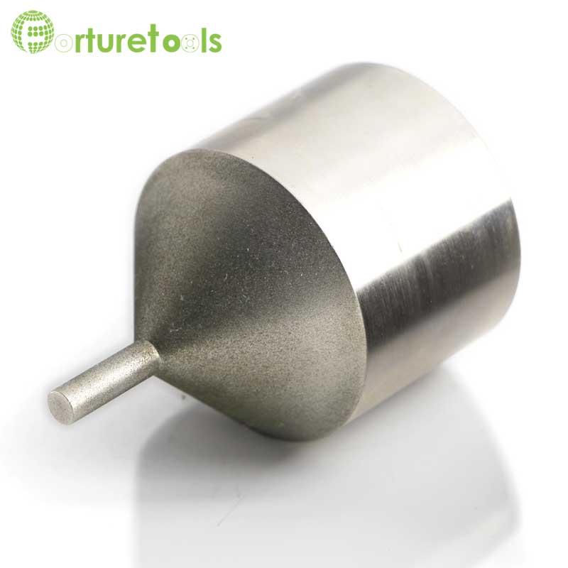 Mola abrasiva diamantata elettrolitica monoblocco mola interna - Utensili abrasivi - Fotografia 6
