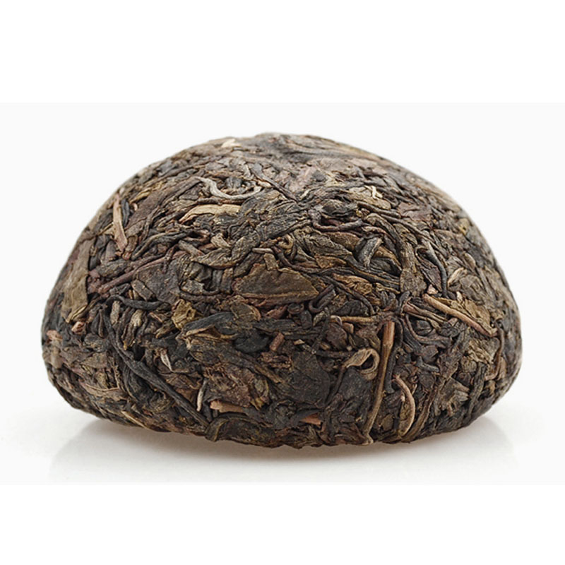 2014yr 100g Chinese yunnan puer tea old Bowl pu er tea Raw compressed pu er tuo