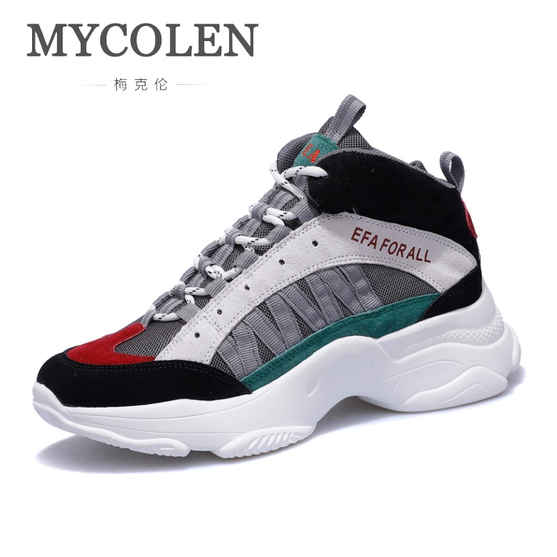 MYCOLEN Fashion 2018 Casual Shoes Woman Spring/Autumn Comfortable Breathable Height Increasing Shoes Female Sneakers WomenMYCOLEN Fashion 2018 Casual Shoes Woman Spring/Autumn Comfortable Breathable Height Increasing Shoes Female Sneakers Women