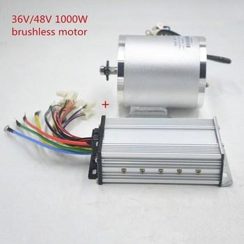 e-scooter motor kit 1000W 36V 48V Brushless DC electric Motor with controller for e-scooter/electric bicycle/tricycle/ebike