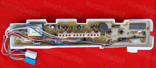 Free shipping 100% tested for sanyo washing machine board motherboard control board xqb45-448 1 on sale free shipping 100%tested for jide washing machine board control board xqb55 2229 11210290 motherboard on sale