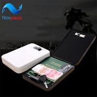 10pcs/lot Navpeak Portable pistol safe jewelry jewelry box jewelry box safe pistol storage box