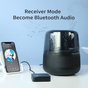 Image 3 - Hagibis transmetteur de récepteur Bluetooth 5.0, amplificateur 2 en 1 sans fil, aptX, Audio HD, 3.5mm, SPDIF/type l, pour la télévision, les écouteurs, la voiture et le PC