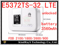 Unlocked Huawei E5372ts-32 mifi Cat-4 3g LTE 4G wifi router lte 4G dongle wifi Hotspot Router PK E5776s-32 E589 E5372s e5878