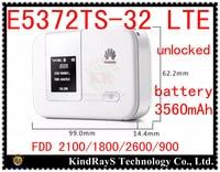 Unlocked Huawei E5372T Mifi Cat 4 4G 3g LTE Wifi Router 4G Modem Wifi Hot FDD