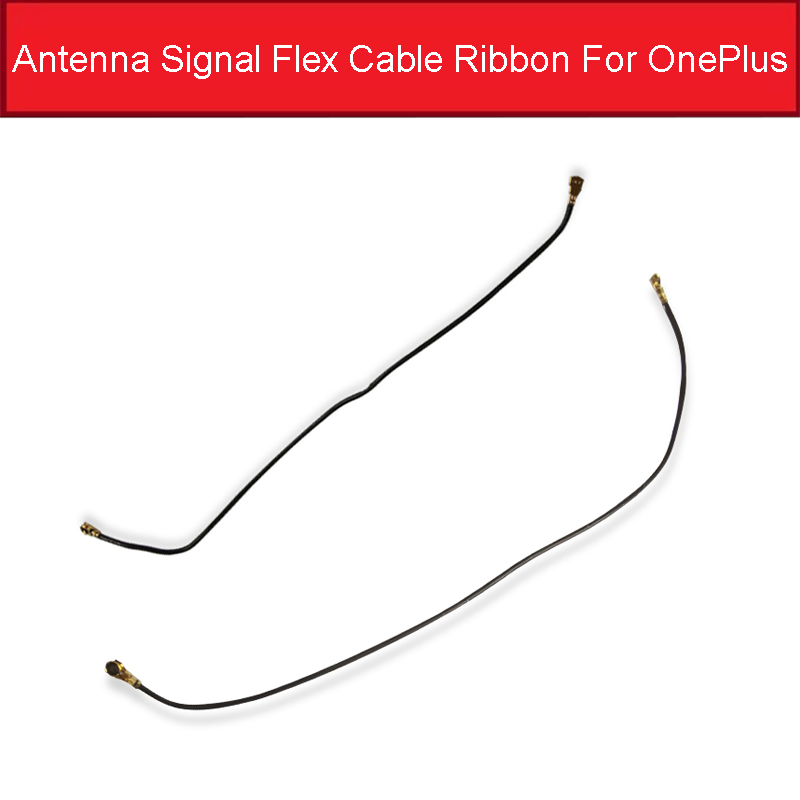 Signal Antenna Flex Cable For Oneplus 1 One 2 Two 3 3T X 5 Five 5T 6 7 7 Pro Signal Wifi Flex Ribbon Repair Replacement Parts