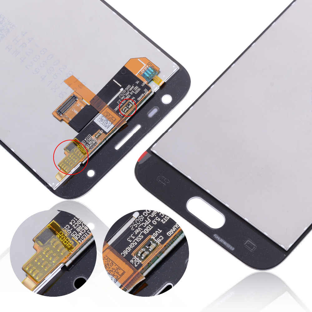 الأصلي LCD سامسونج J3 2017 عرض تعمل باللمس محول الأرقام لسامسونج غالاكسي J3 2017 LCD شاشة استبدال J3 برو 2017 J330 J330F